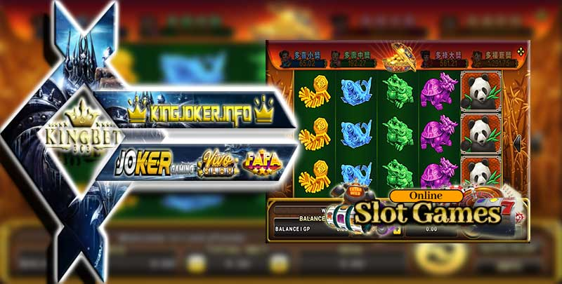 Agen Joker123 Game Slot Online Teraman